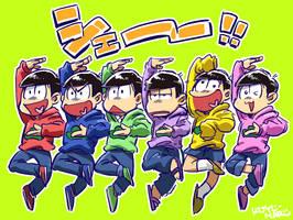 SHEEEEEEEH!!!! by nijyu-maru