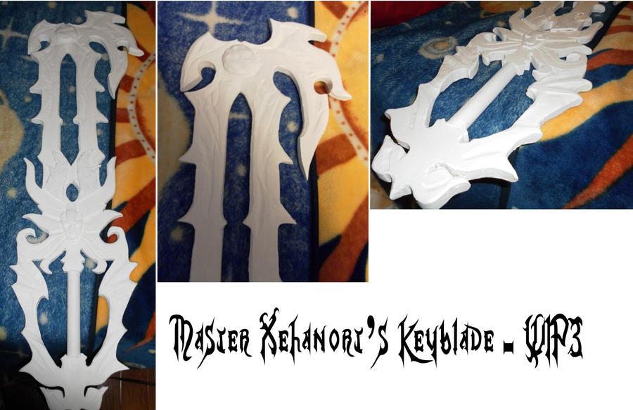 MasterXehanort-Keyblade-WIP3 by ToraKingz