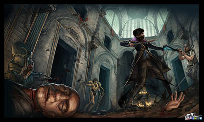 Dishonored Fanart by JujiBla