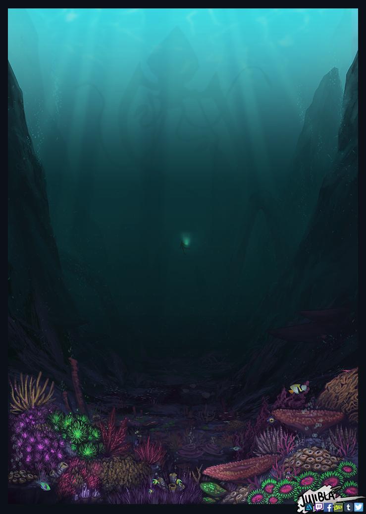 Under the Sea by JujiBla
