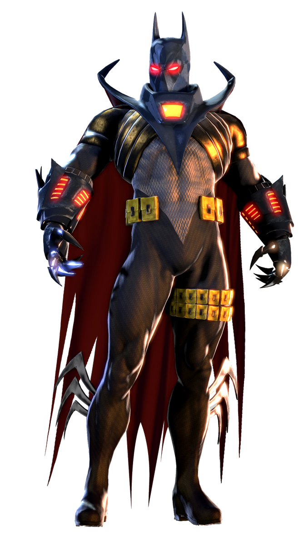 Knightfall Batman by YukiZM