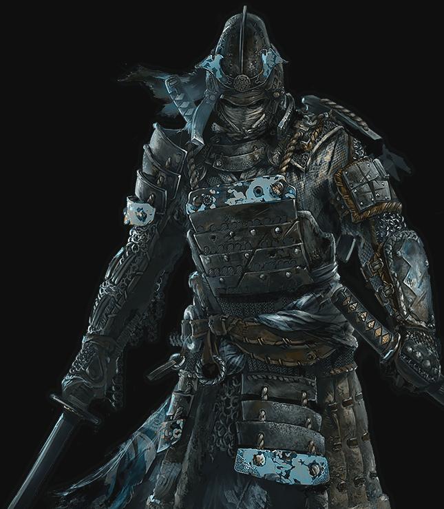 For Honor - Samurai class by YukiZM on DeviantArt