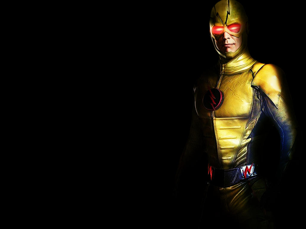 Reverse Flash Wallpaper By Yukizm On Deviantart