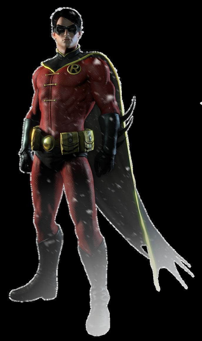 Robin - One Year Later Render by YukiZM on DeviantArt