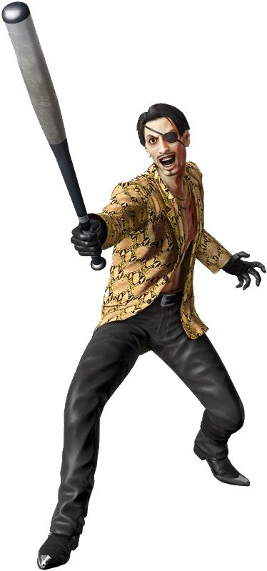 Majima Goro Yakuza Kiwami Render By Yukizm On Deviantart El tráiler muestra la vida de este personaje, conocido anteriormente como perro loco y el cual se podrá controlar por primera vez en un juego númerico de la saga. majima goro yakuza kiwami render by