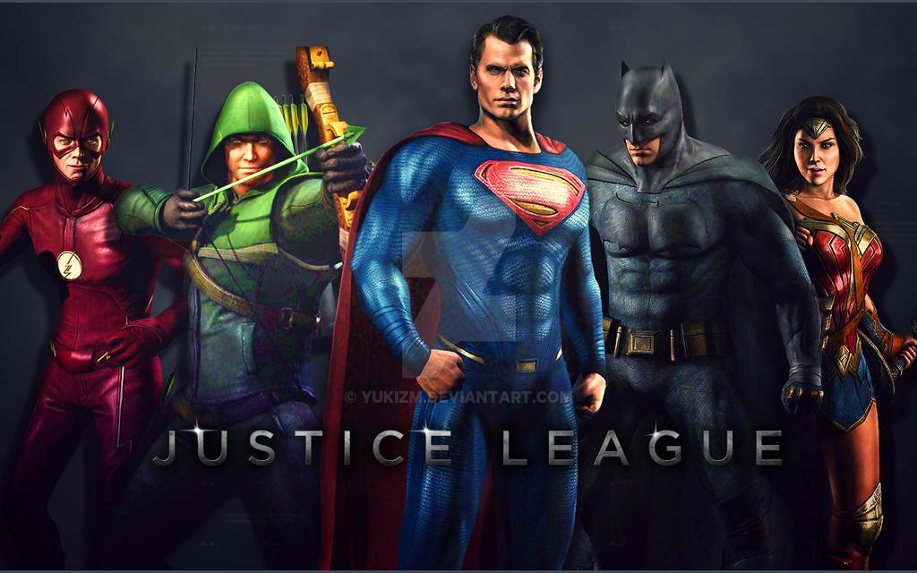 Justice League Wallpaper by YukiZM