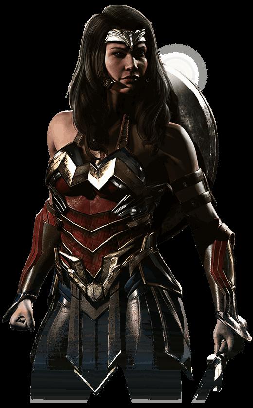 Wonder Woman Human Nature