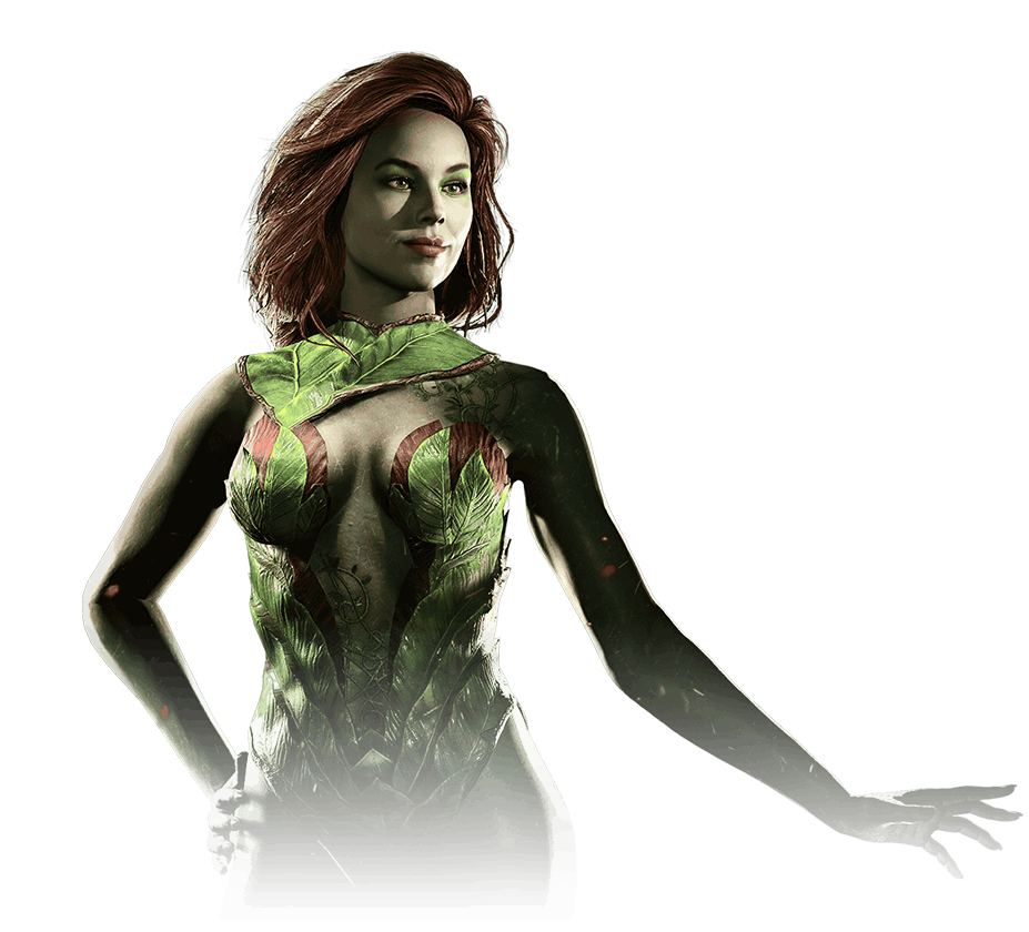 218e1ff63 Poison Ivy - Injustice 2 Render by YukiZM on DeviantArt