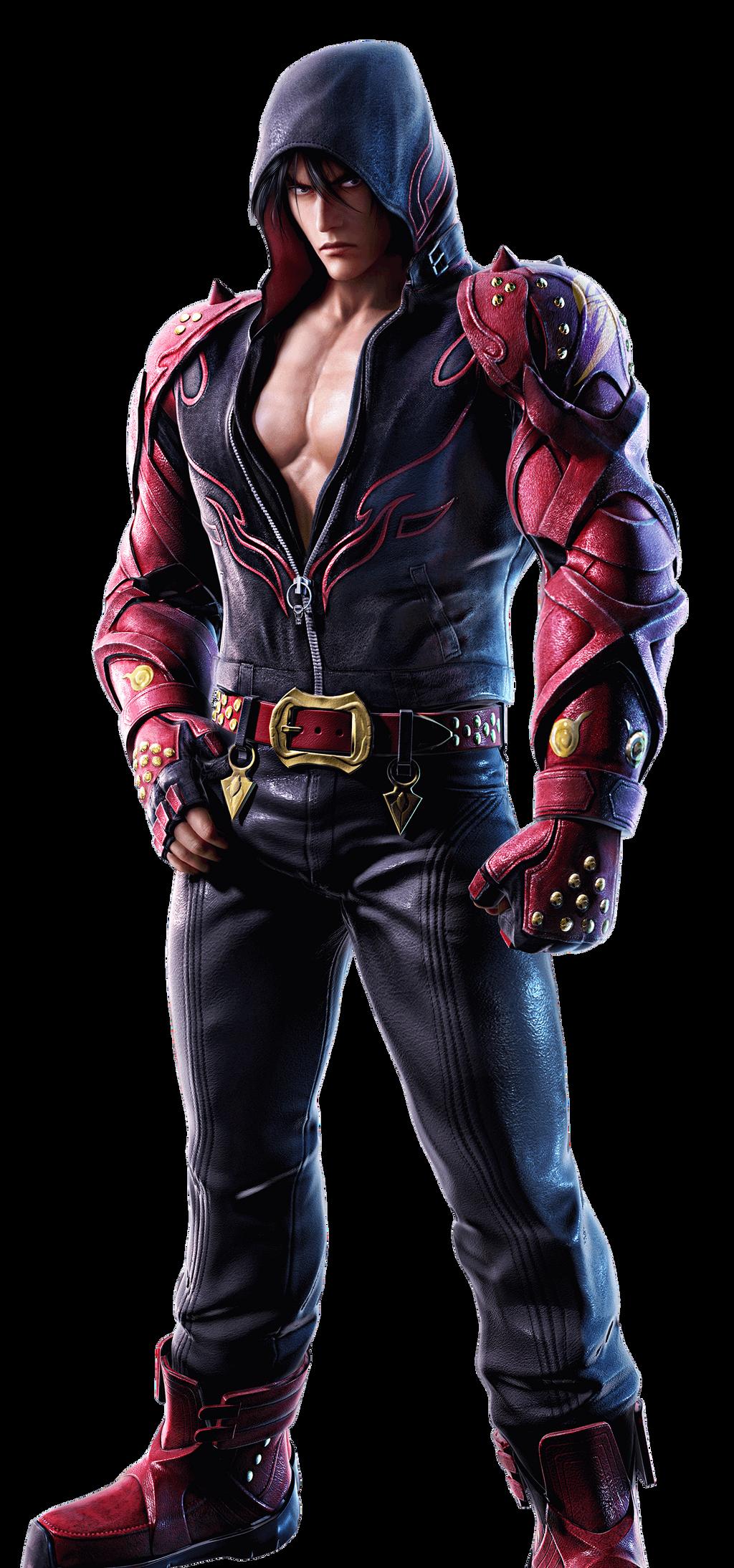 Jin Tekken 7 Render By Yukizm On Deviantart