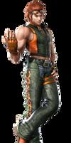 Hwoarang - Tekken 7 Render