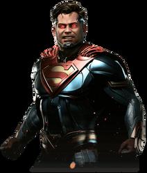 Superman V.2 - Injustice 2 Render