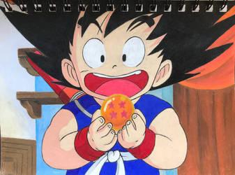 Secret of the Dragon Ball by JaphethWest