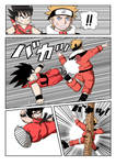 Naruto Vs Goku Page 9 by JaphethWest