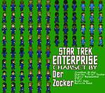 Star Trek- Enterprise Charaset
