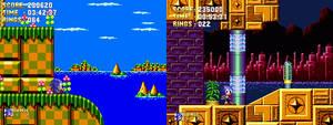 Sonic Chaos 16 Bit: THZ + APZ