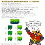 Sonic-Grass Short Tutorial