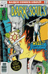 Dark Souls Vintage Comic Cover