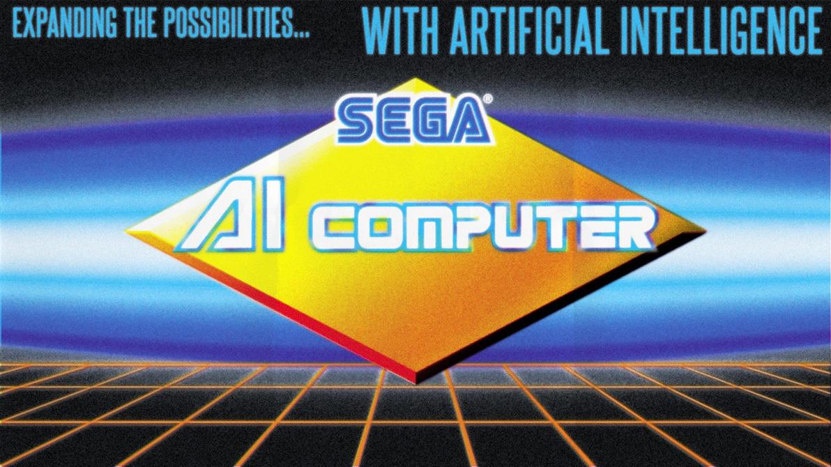 Sega AI Computer by DerZocker