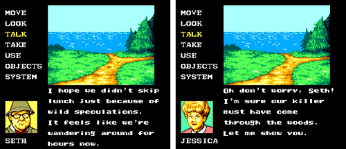 Murder She Wrote - Master System mockup by DerZocker