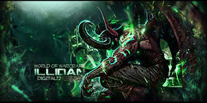 Illidan Signature