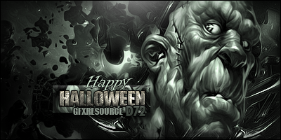Happy Halloween from GFXR by bobbydigital72