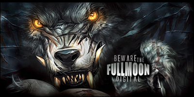 Beware the fullmoon by bobbydigital72