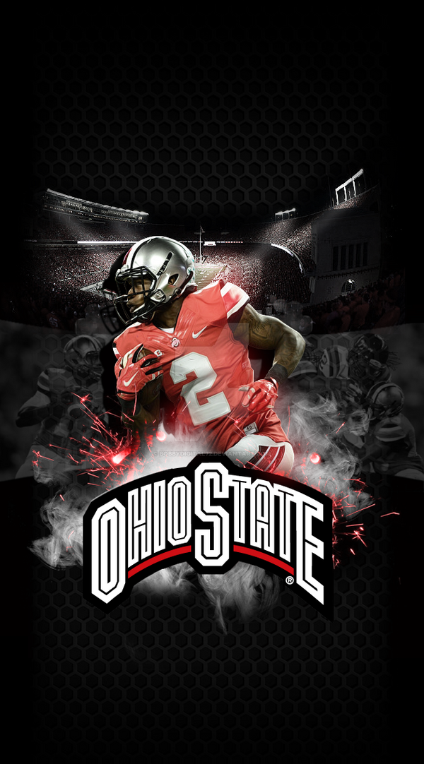 Ohio State Football By Bobbydigital72