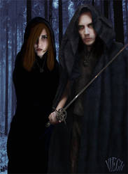 Shadowdancers by Astaviech