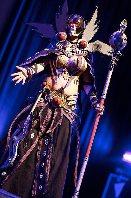 Necromancer - Guild Wars II by Ereldana-Cosplay