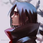FANART : Uchiha Itachi from Naruto Shippuden