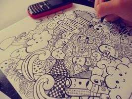 1st Doodle Art