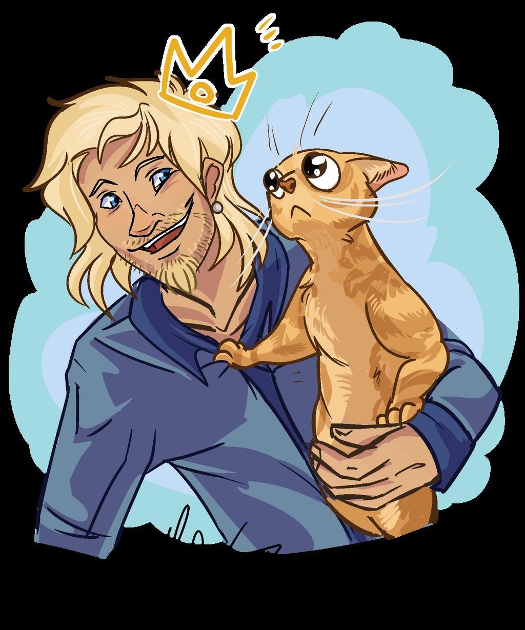 Xmas 2016 - The true pi-prince by Louaseau