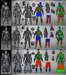 Armor Design ElderScrolls