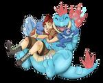Pokemon Trio: Water