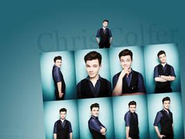Chris Colfer by FederiKa94