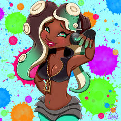Marina- Splatoon 2