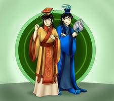 IoQ - Emperor and Strategist
