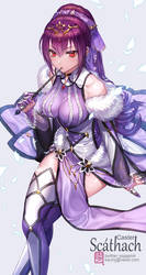 (Fate/GO) Scathach=Skadi