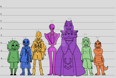 SpellCaught - Height chart 2020