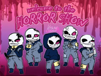 Welcome to the Horror Show