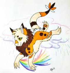 +.Rainbow Bearer.+
