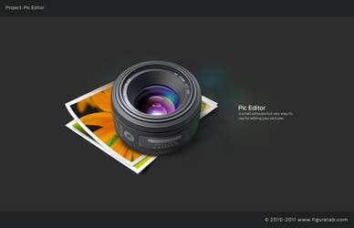 Pic Editor Icon by ypf