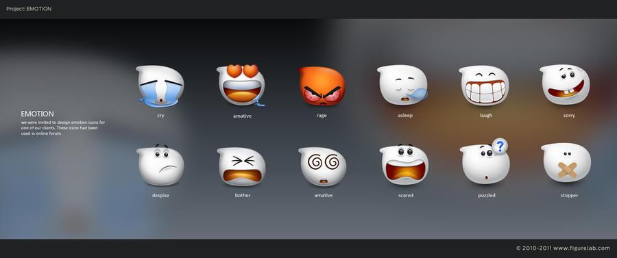 Emotion Design by ypf