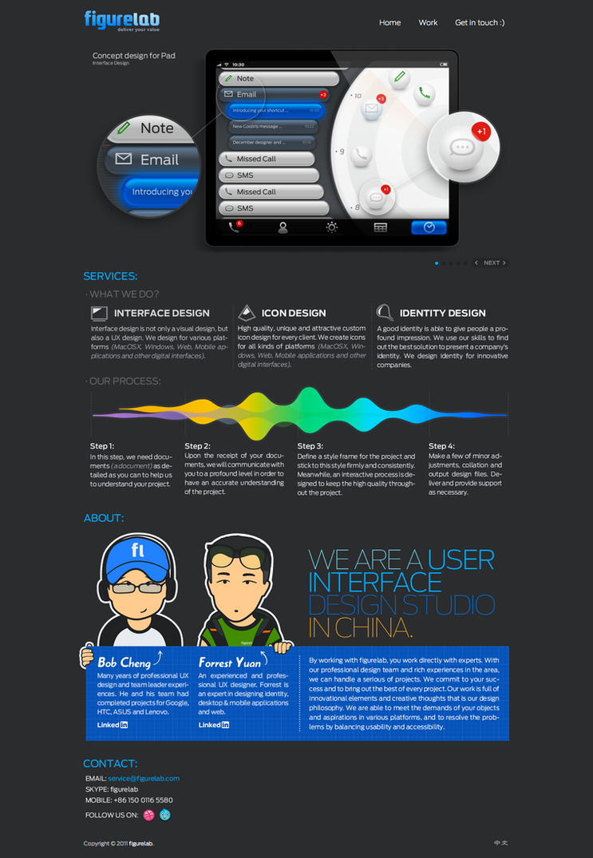 figurelab UI Design Studio by ypf