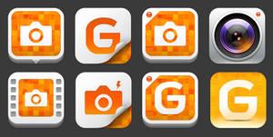 Logo design for an APP