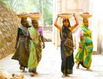 Women at work India
