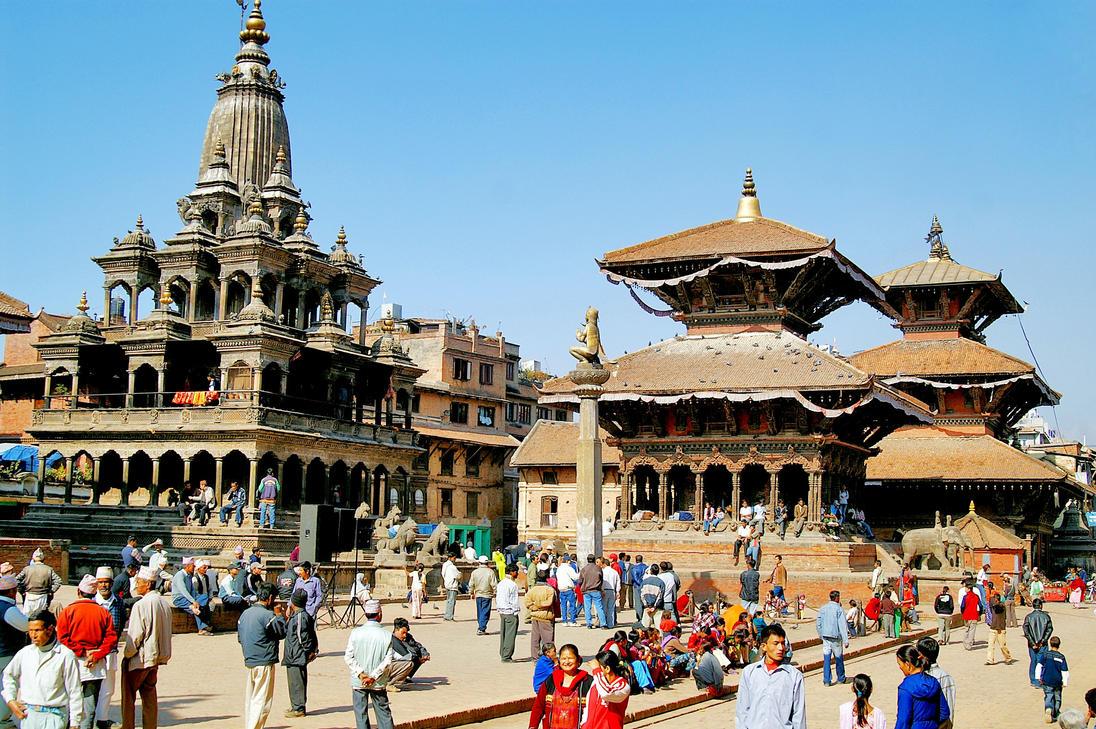 Patan Nepal  city images : Patan Nepal by CitizenFresh on DeviantArt