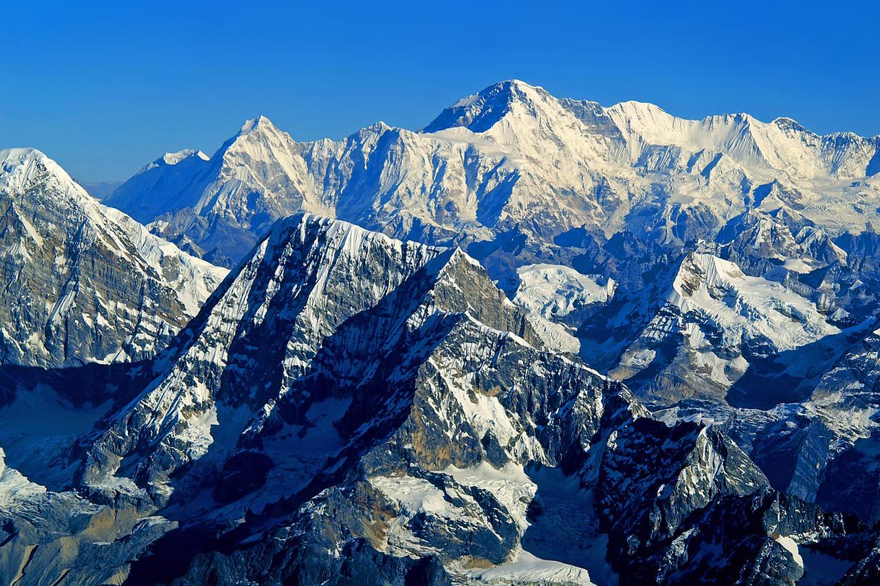 Himalaya Mountains 1 Nepal by CitizenFresh on DeviantArt