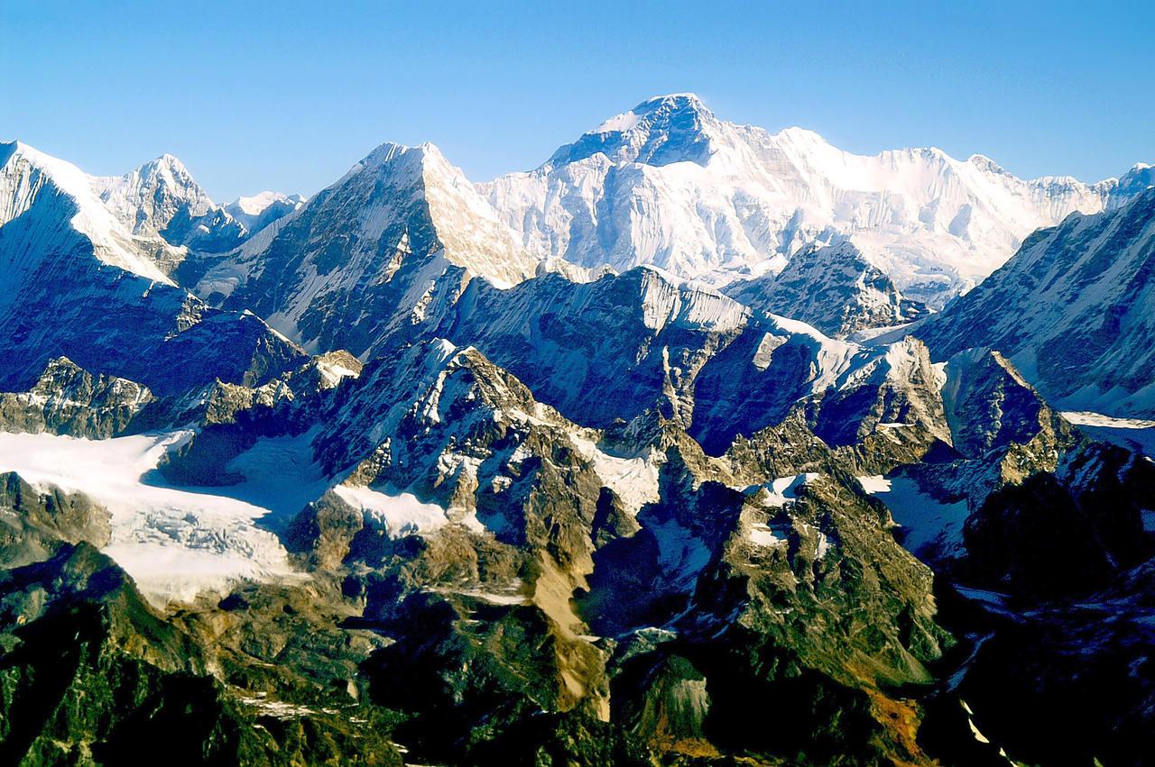 Himalaya Mountains by CitizenFresh on DeviantArt