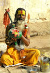 Holy Man 1 India